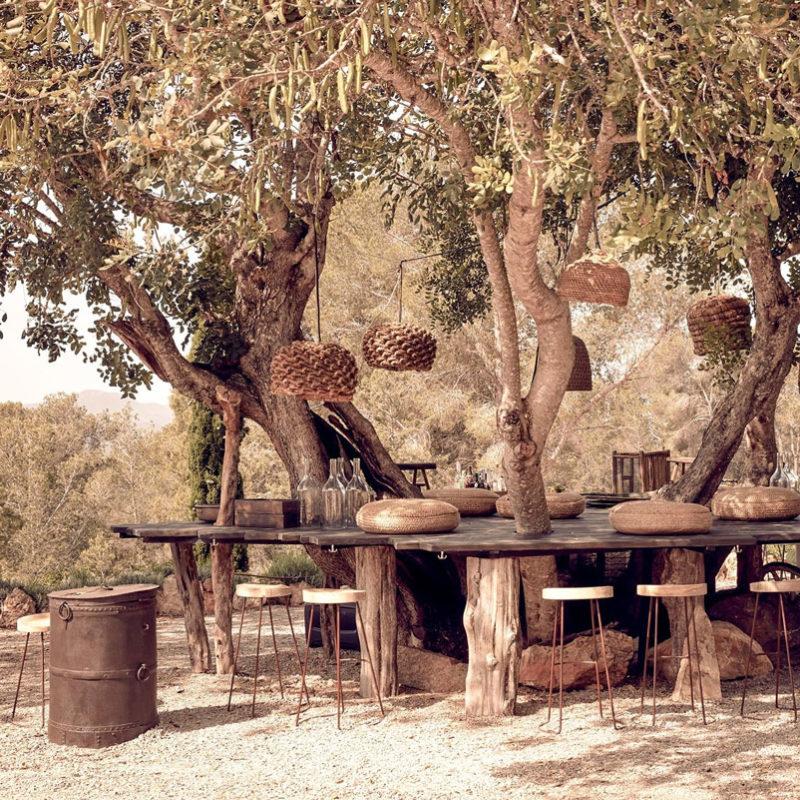 la granja ibiza baleares espagne farmhouse