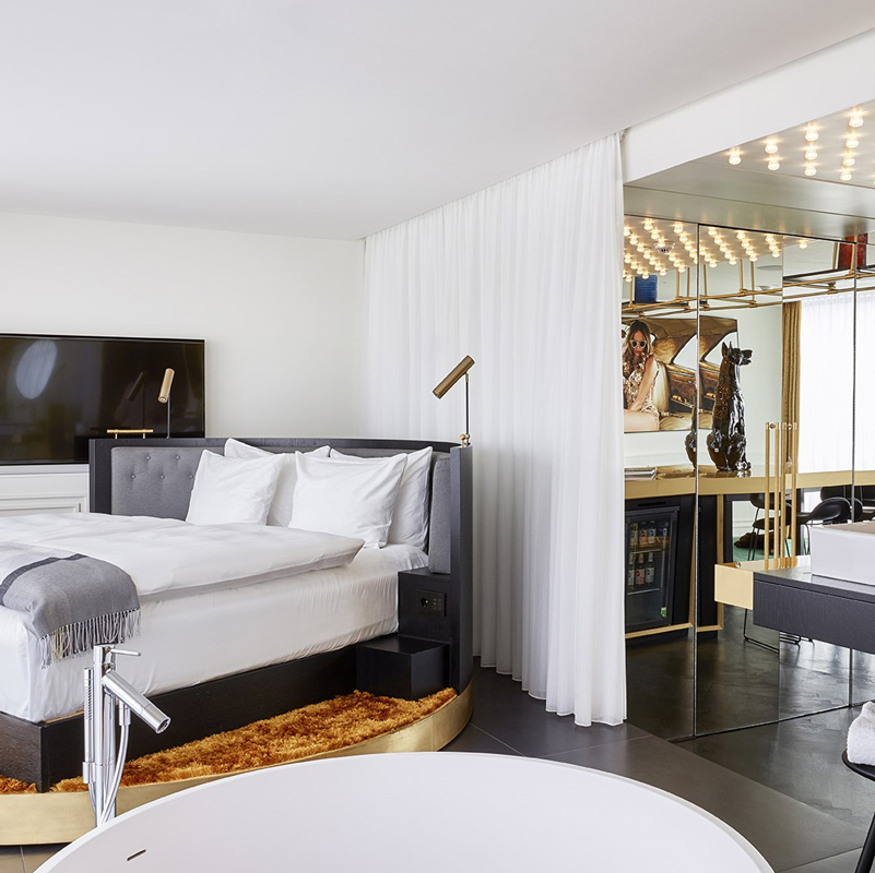 hotel roomers munich allemagne