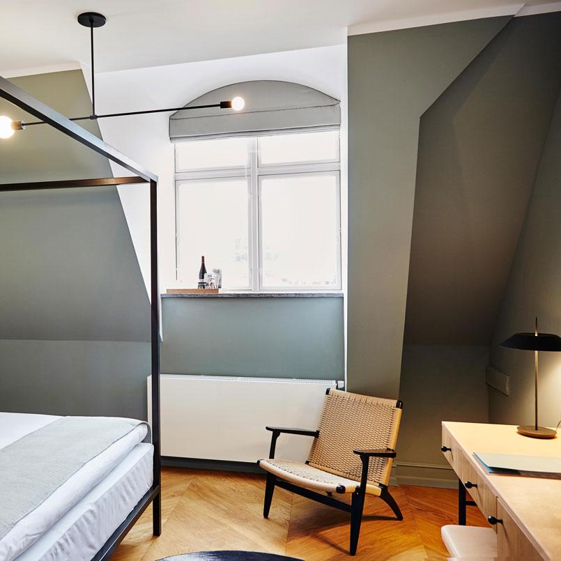 nobis hotel copenhague danemark