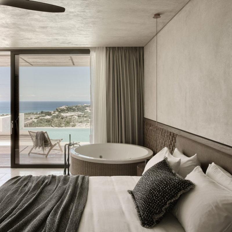 olea all suite hotel zakynthos grece