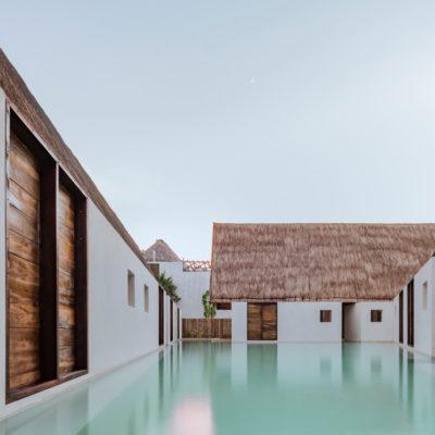 punta caliza hotel holbox mexique