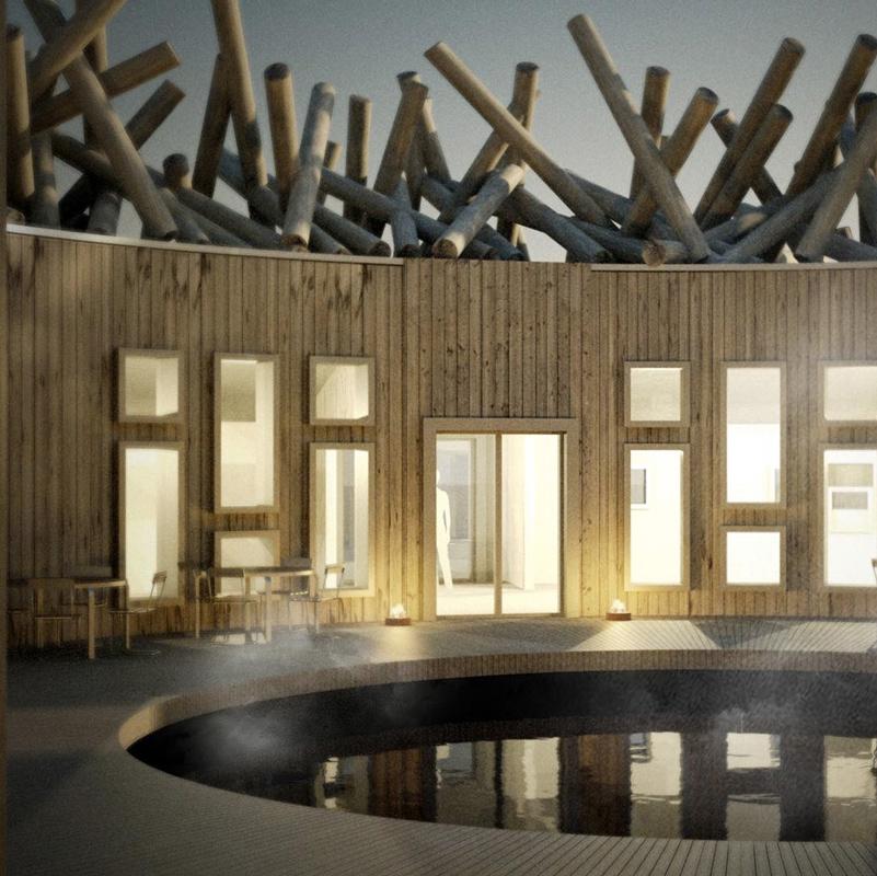arctic bath hotel suede