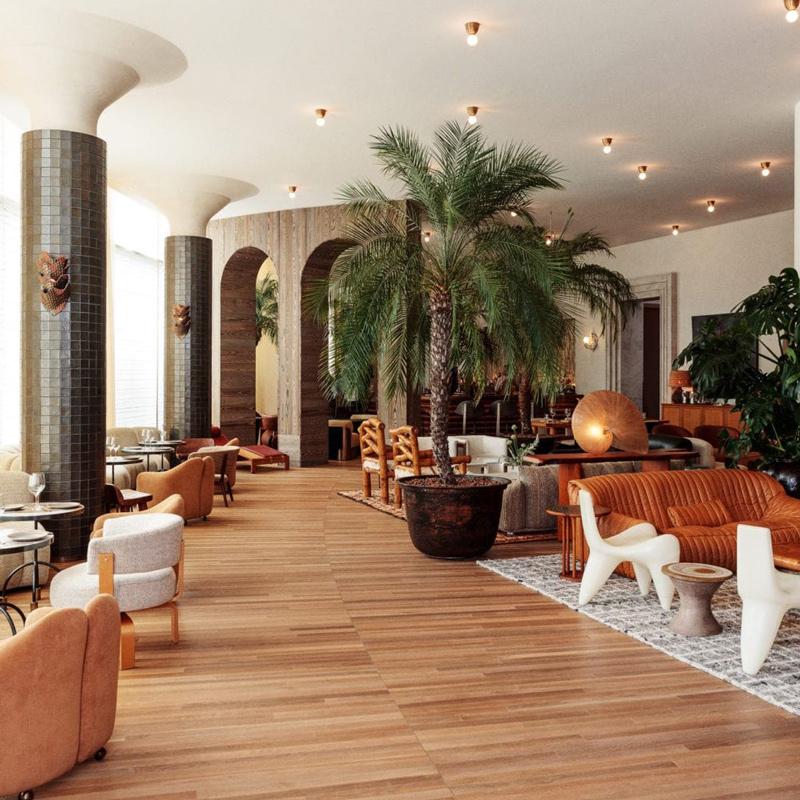 santa monica proper hotel usa