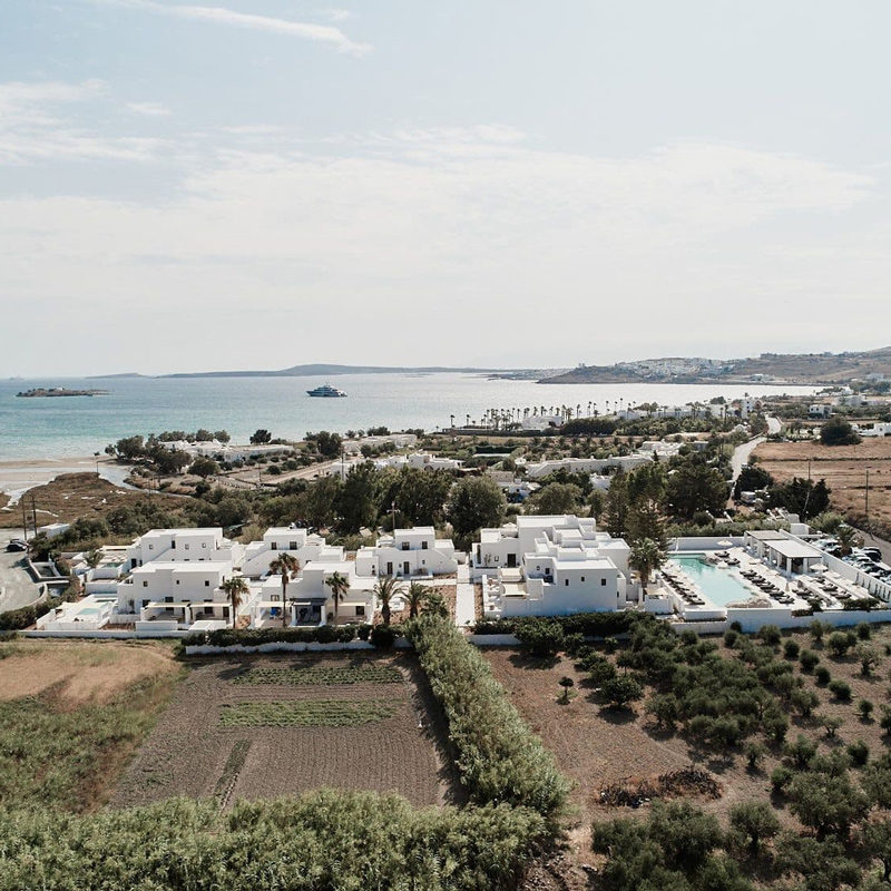 parilio hotel paros grece