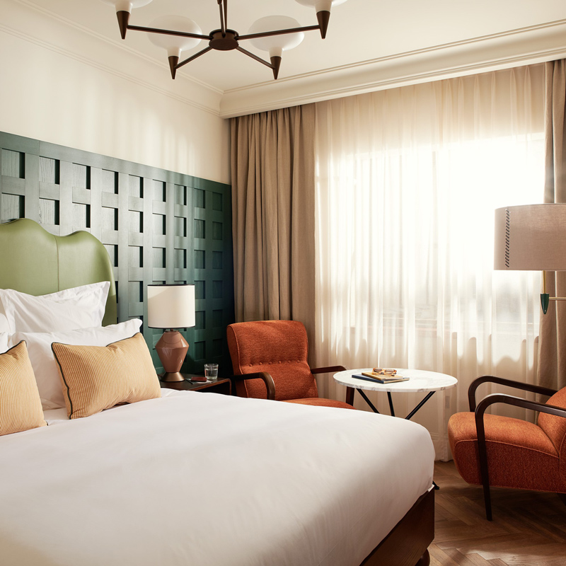 the hoxton hotel rome italie