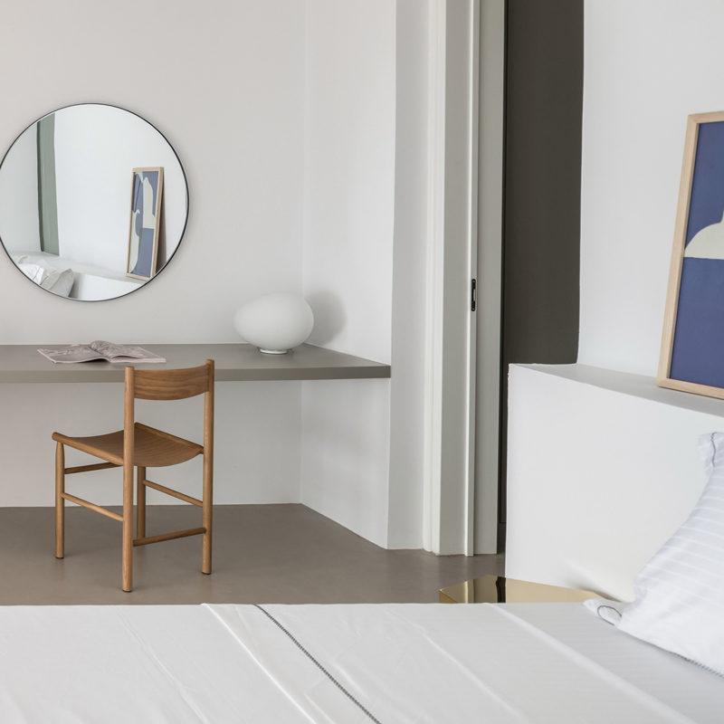 the saint hotel santorin grece
