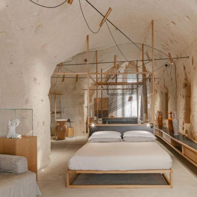 Ai maestri rooms cafe hotel matera italie Billiani