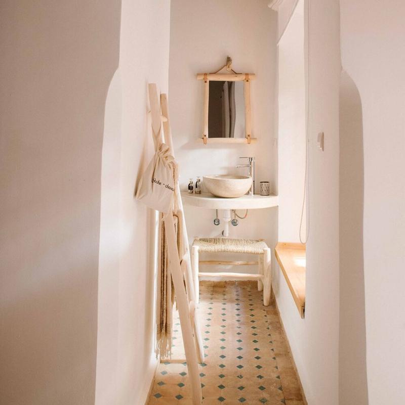 riad le pèlerin marrakech maroc maison hotes