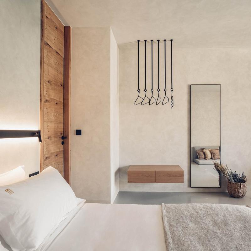 monastery estate mountain retreat hotel sougia chania crete