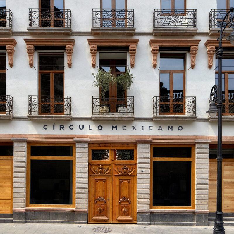 cirulo mexicano hotel grupo habita mexico