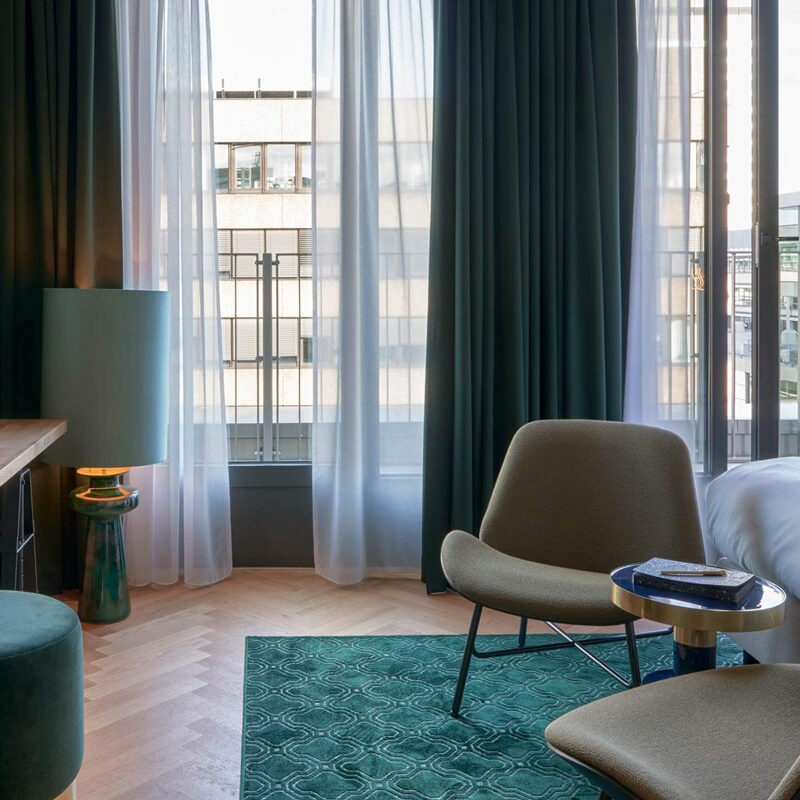 gekko house hotel frankfurt