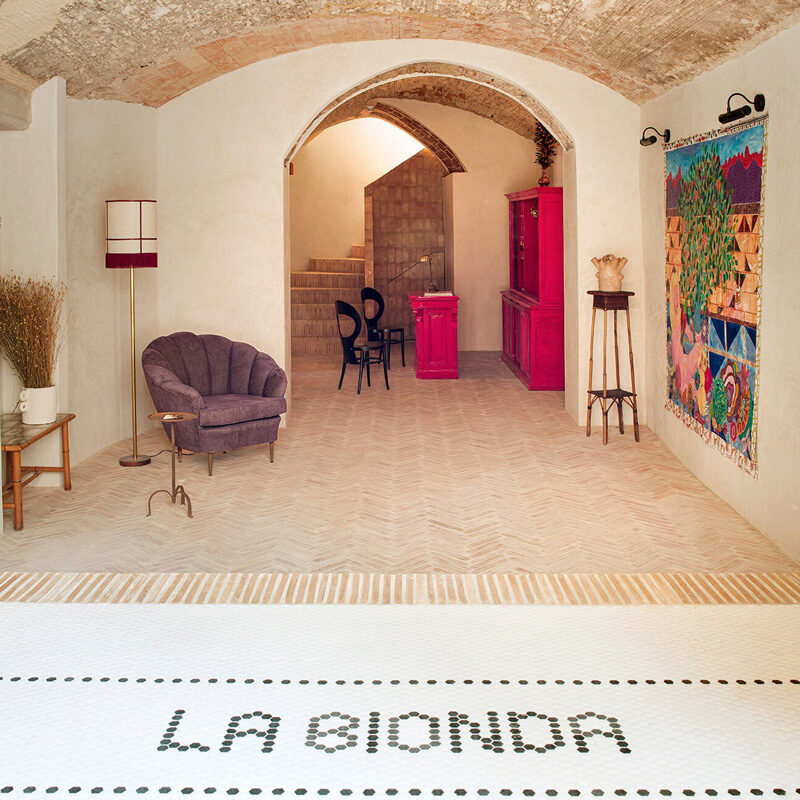 La bionda hotel begur costa-brava quintana partners studio