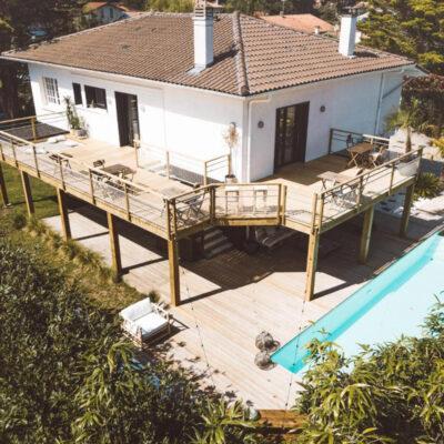 villa sayulita surfhouse seignosse france