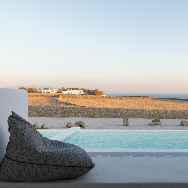 aegean hospitality mykonos hotel greece