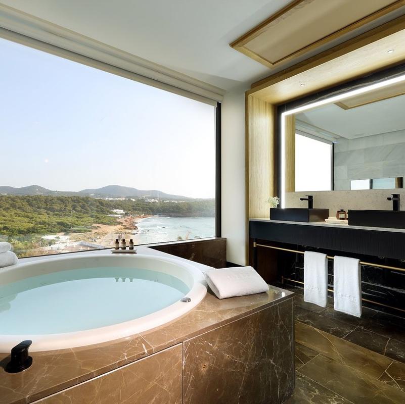 bless hotel ibiza spain