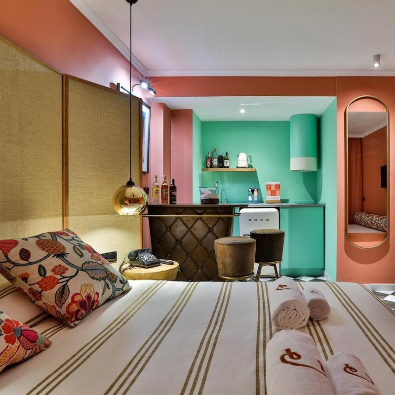 cubanito Ibiza suites hotel