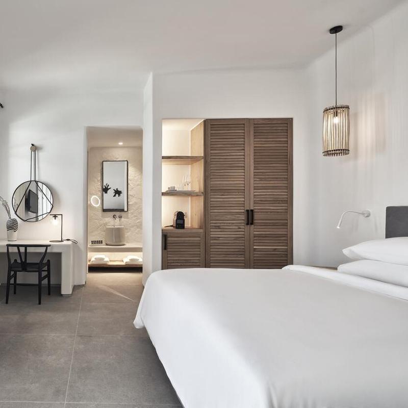 euphoria hotel mykonos greece