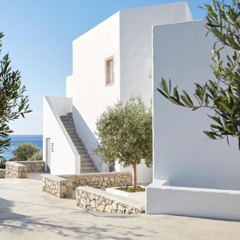 milos breeze boutique hotel pollonia greece