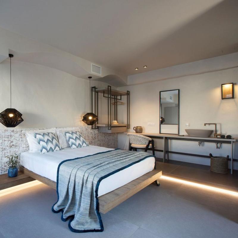 parion opus hotel naoussa paros greece