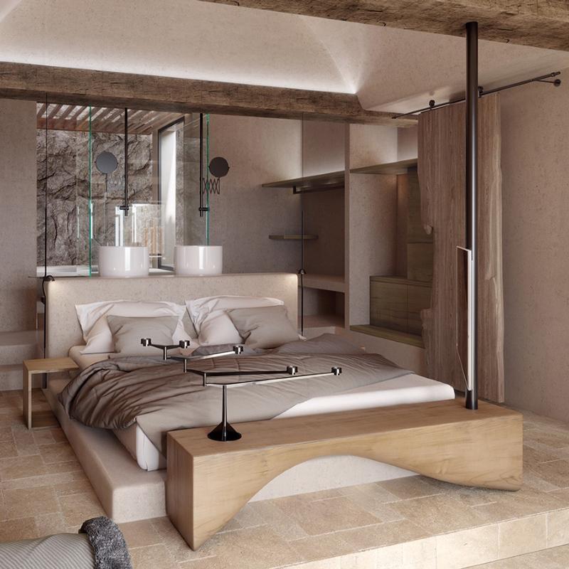 acro suites a wellbeing resort agia pelagia crete greece room loft