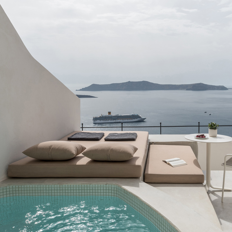 enigma suites santorini hotel greece
