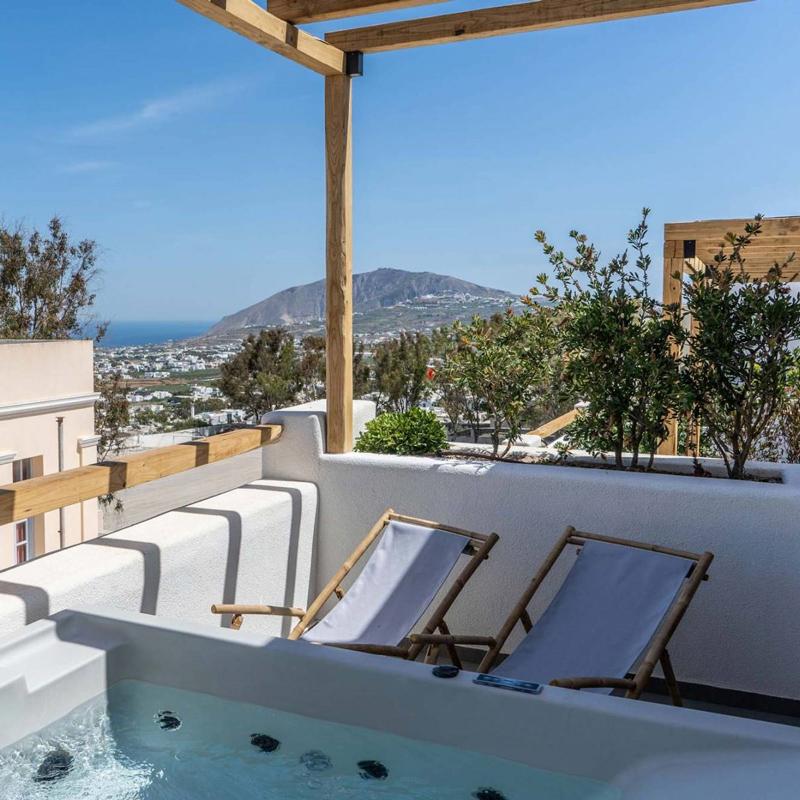 lemon suites santorini hotel greece