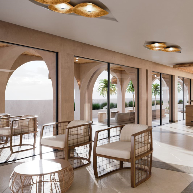 minos ambassador hotel crete greece