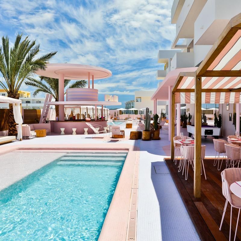 paradiso ibiza art hotel san-antonio bay spain ilmiodesign
