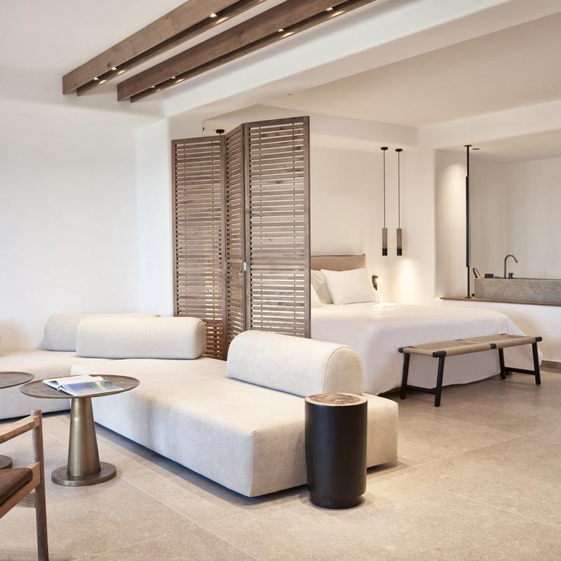 santanna luxury suites hotel santorini greece