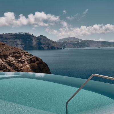 santorini best hotels