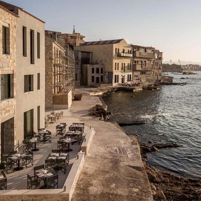 the tanneries hotel spa chania crete greece