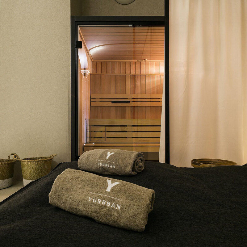 yurbban passage hotel spa barcelone spain
