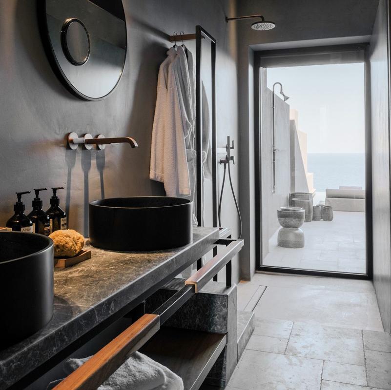 acro suites a wellbeing resort hotel agia pelagia crete greece