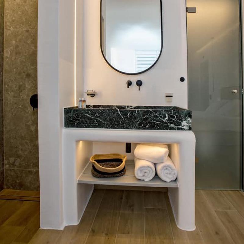 levantes luxury suites tinos greece