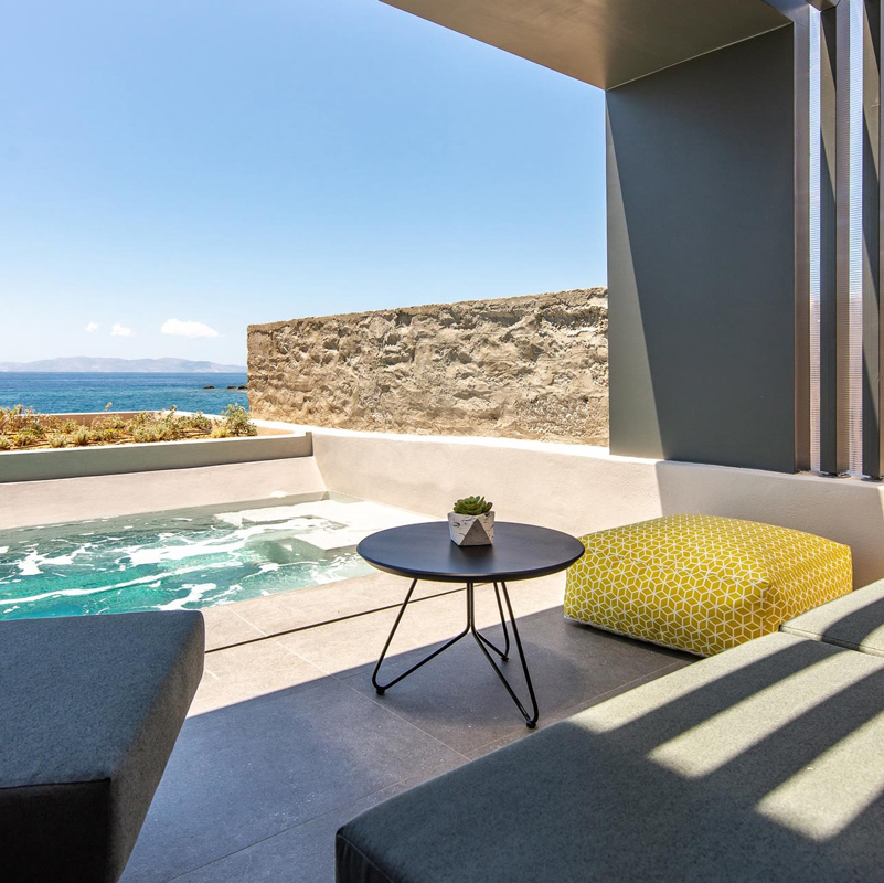 orion suites hotel tinos greece