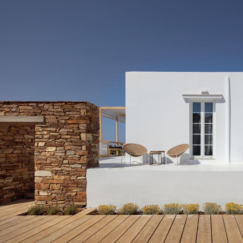 tinos villages hotel agios ioannis greece