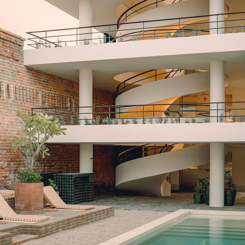baja club hotel la paz baja california mexico grupo habitat