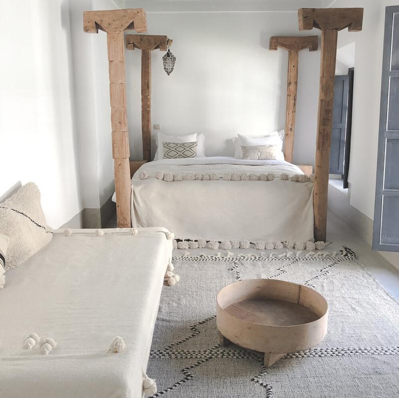 riad dar-k medina marrakech morocco