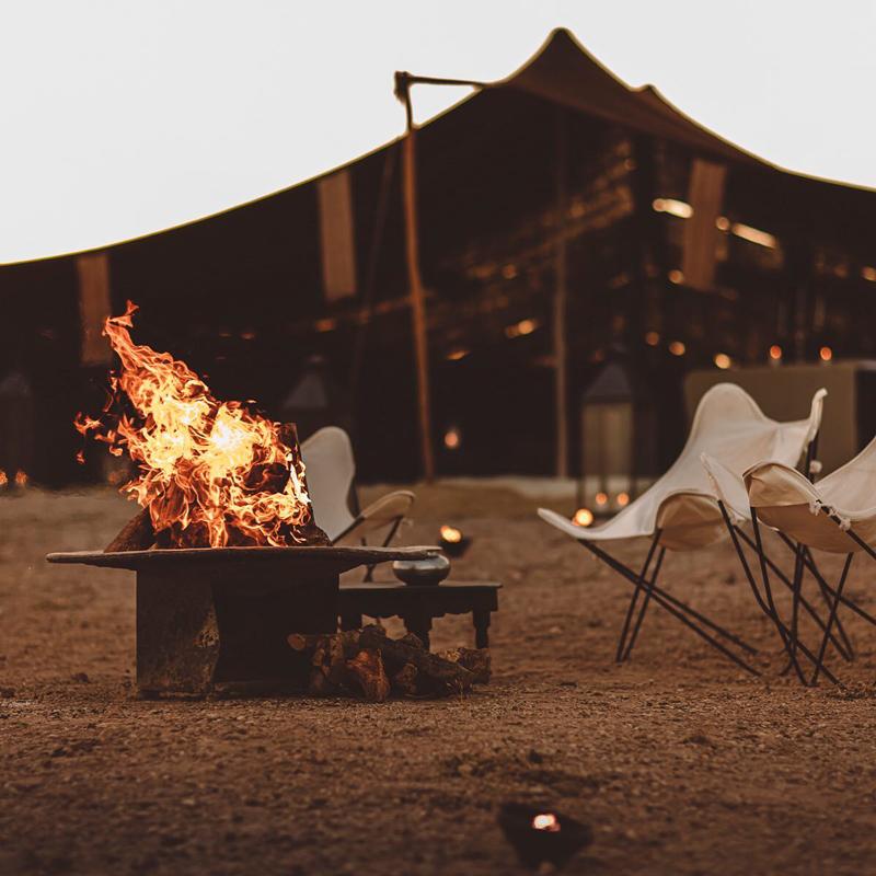 scarabeo camp agafay desert marrakech morroco