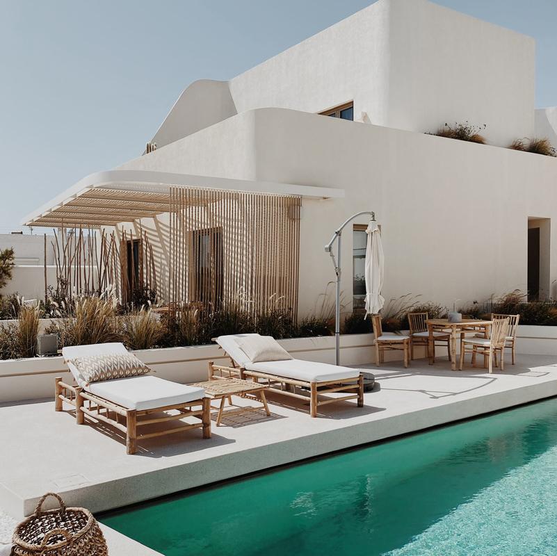 white pebble suites hotel milos pollonia greece kkmk