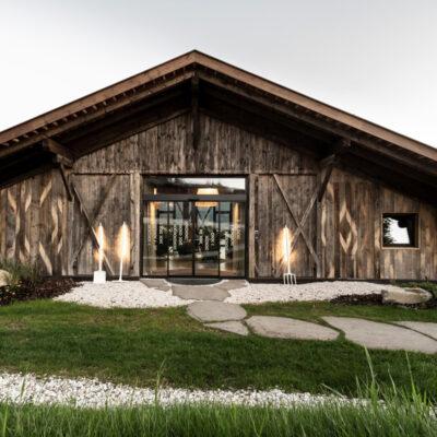 gfell hotel fie allo sciliar itlaly noa network of architecture